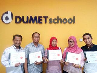 Kursus Web Programming DUMET School