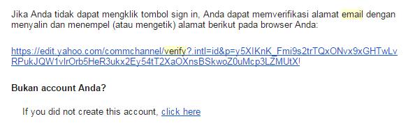 Cara membuat karakter acak untuk validasi e-mail