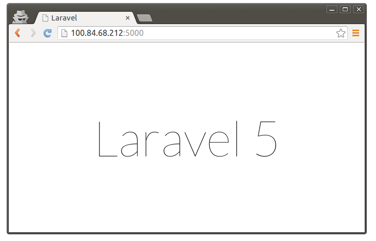 laravel-otto-welcome