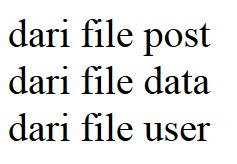 Cara Penggunaan Namespace dan Autoload pada OOP
