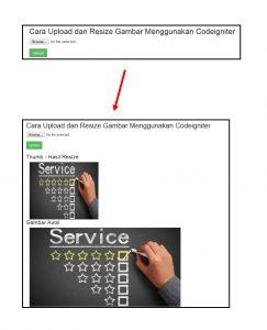 Cara Upload dan Resize Gambar Menggunakan Codeigniter