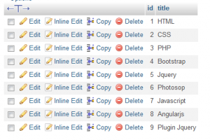 Kolaborasi Auto Complete Jquery UI dan PHP
