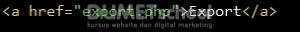 Cara Export File Ke Excel Dengan Plugin Jquery Dan PHP