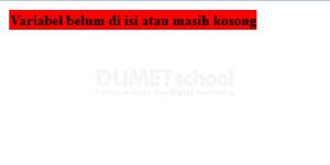 contoh-empty-di-php
