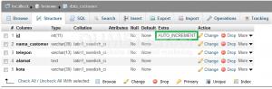 Cara Menggunakan WHERE Pada MySQL