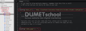 Cara Membuat Menu Dinamis Menggunakan Codeigniter dan Mysql