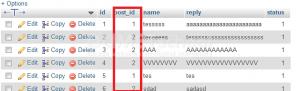 Menghitung Jumlah Field Yang Sama Pada MySQL