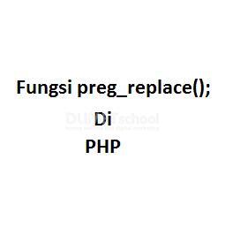 Cara Menghapus Spesial Karakter Dengan PHP