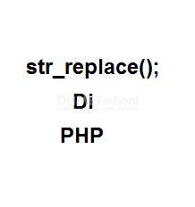 Cara Menghilangkan Karakter Spasi Dengan PHP