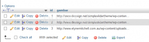 Cara Membuat Images Slider Dinamis Dengan PHP dan MySQL