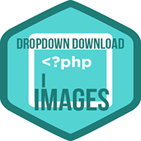 Cara Membuat Menu Dropdown Download Images Dinamis PHP MySQL