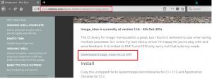 Cara Membuat Watermark Menggunakan Image Moo Pada Codeigniter Part 1