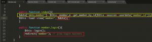 Cara Menampilkan Data Member Framework Codeigniter