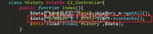 Cara Membuat History View Menggunakan Codeigniter Part 3