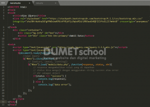 Cara Load File PHP Menggunakan Ajax Jquery