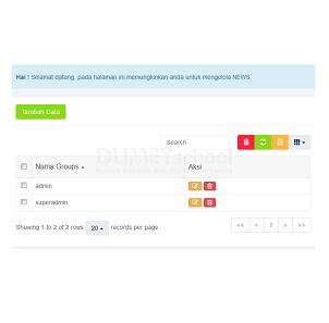 Cara Menampilkan Data Record Hanya Bulan Ini Di PHP Dan Mysql Part2