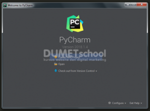 Cara Install Python dan PyCharm Part 2