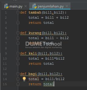 Cara Membuat Package Menggunakan Pemrograman Python