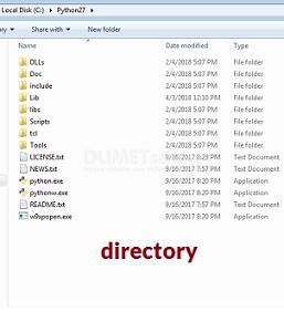 Cara Menggunakan Directory Di PHP