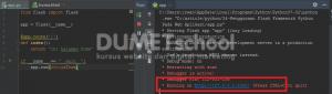 Penggunaan Flask Framework Python Pada Web Aplikasi