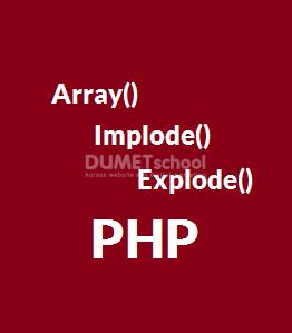 Cara Menambahkan Kalimat Baru Di Akhir String PHP