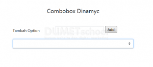 form combo dinamyc