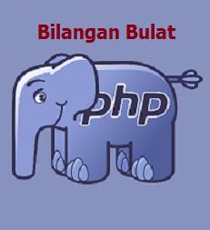 Cara Mencari Banyaknya Bilangan Bulat Dengan PHP
