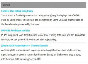 Cara Menampilkan Data JSON menggunakan jQuery AJAX