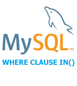 Cara Menggunakan Select Where In Mysql