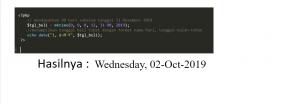 Cara Menggunakan Fungsi mktime di PHP