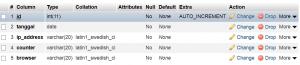 Cara Membuat Visitor Counter Menggunakan PHP MySQL Part 1