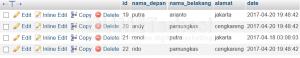 SQL Untuk Menampilkan Data Berdasarkan Tanggal