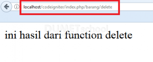 Fungsi function index() pada codeigniter