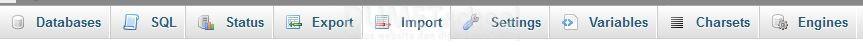 Cara Mudah Import Database MySQL