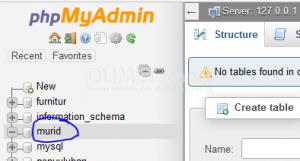 Cara Membuat Koneksi Database MySQL dengan PHP Procedural