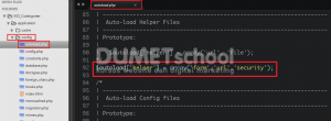 Cara Menggunakan XSS Filtering Pada CodeIgniter