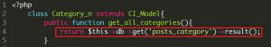 Cara Membuat Halaman Category Menggunakan Codeigniter Part 2