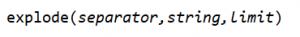 Cara Merubah Bentuk String Menjadi Array PHP