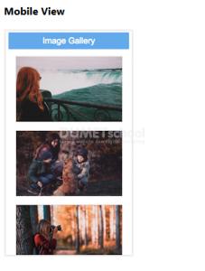 Cara Membuat Galeri Responsif dengan CSS Media