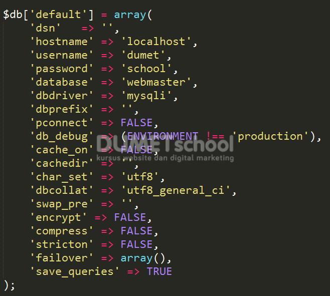 Cara Membuat Enkripsi Chat Sederhana Menggunakan Codeigniter PART II