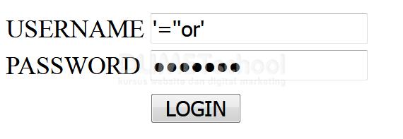 Cara Mengatasi SQL Injection Pada Website