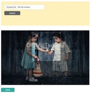 Upload dan Crop Gambar menggunakan PHP dan jQuery