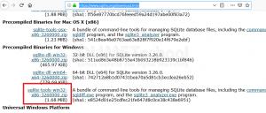 Cara Mudah Melakukan Install SQLite Pada Windows