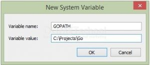 Cara Setup Environment Variabel Golang di Windows