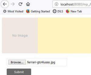 Cara Membuat PHP Ajax Image Upload