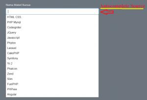 1-Cara Menambahkan Field Tag Menggunakan Ajax Pada PHP