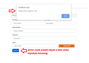 Bagaimana Cara Membuat Custom Kode Captcha di PHP
