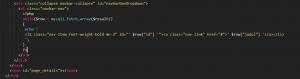 Menu Dynamic di PHP Menggunakan Jquery Ajax