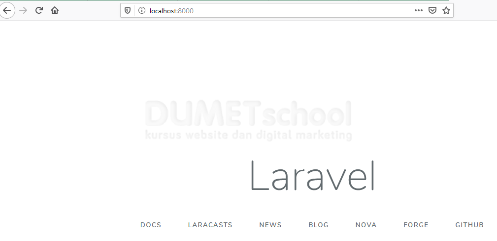 Cara Melakukan Instalasi Vue.js pada Framework Laravel
