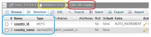 Membuat CRUD Dengan Stored Procedure Di PHP MySQL